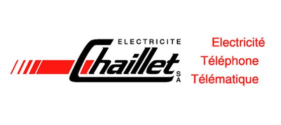 Chaillet SA Electricité