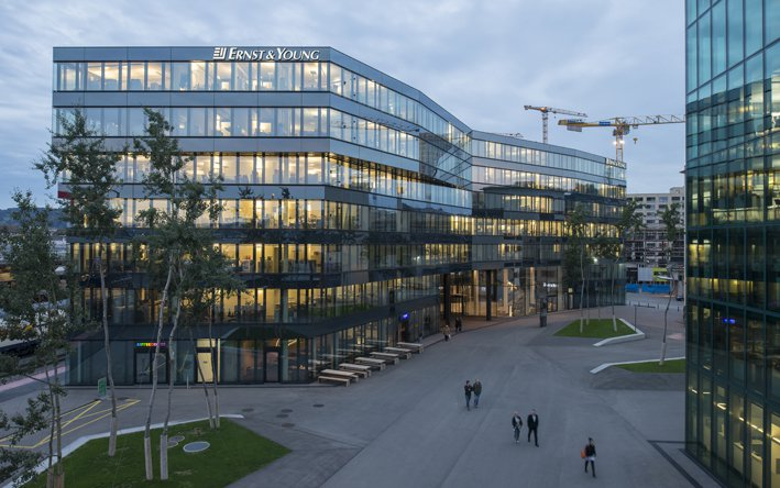 HRS Real Estate AG • Zurich
