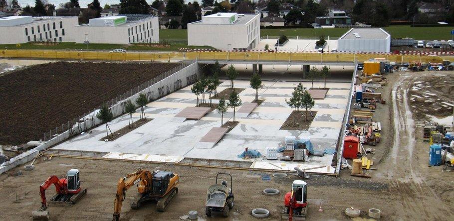 Marti Construction SA - Lausanne