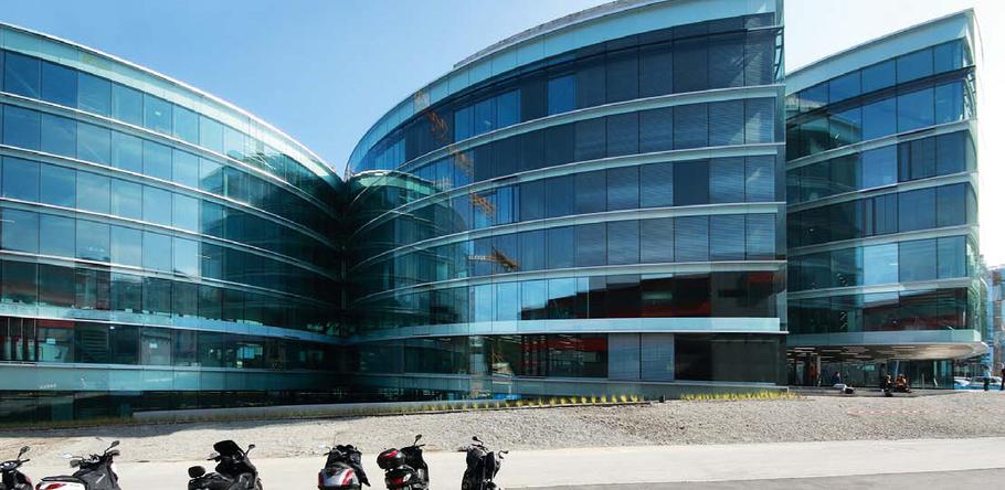 Induni & Cie SA • Entreprise de construction