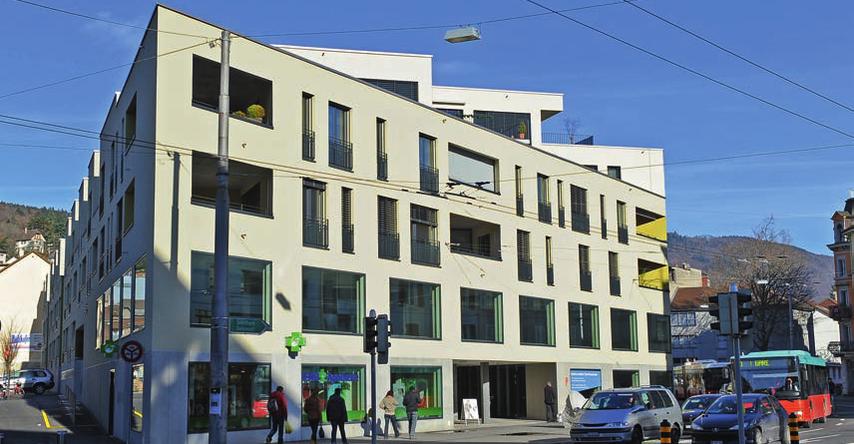 HRS Real Estate AG  • Gümligen