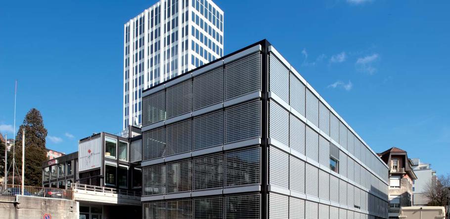 Architram architecture et urbanisme SA