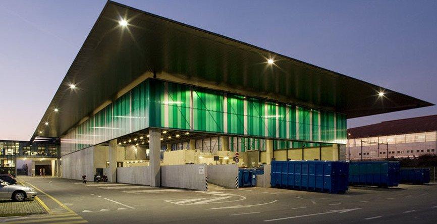 Ferrari Architectes