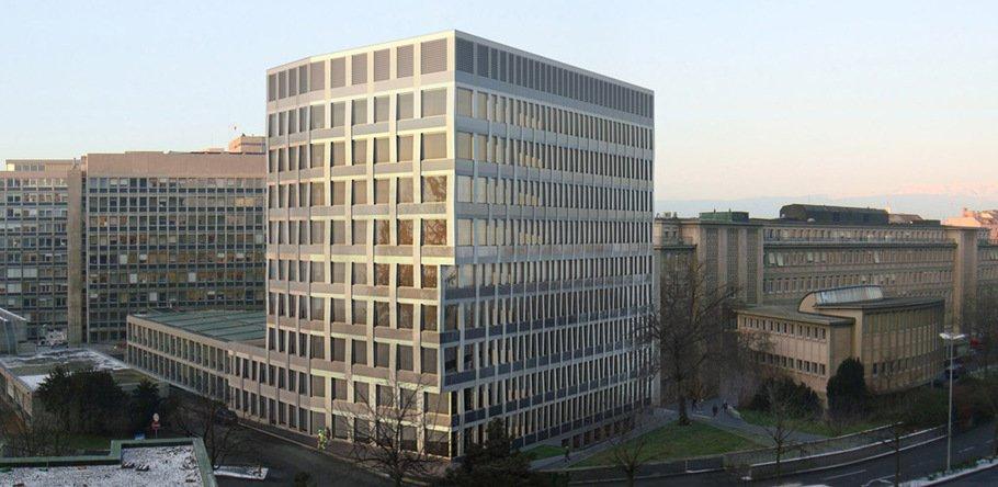Burckhardt + Partner SA - Genève