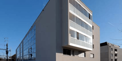 Immeuble Gare Pont-Neuf
