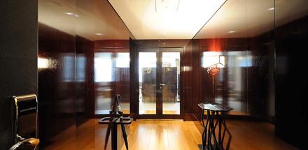 Hôtel Mandarin oriental