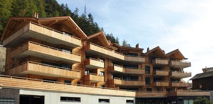 Immeuble Résidentiel Mont-Lac