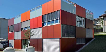 Philip Morris International - Crèche Rhodanie Campus