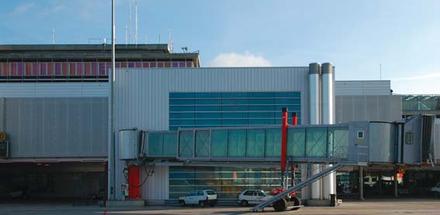 NSEF Nouvelles salles d'embarquement frontales