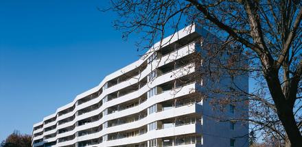 Immeuble HBM Meyrin-Liotard