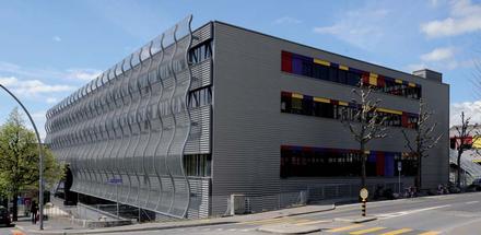 ECAL Ecole Cantonale d'Art de Lausanne