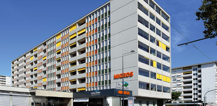 Centre commercial Lancy-Onex