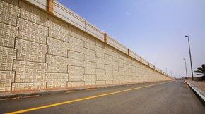 Géotechnique - Murs de soutènement