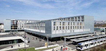 EPFL Quartier Nord-D