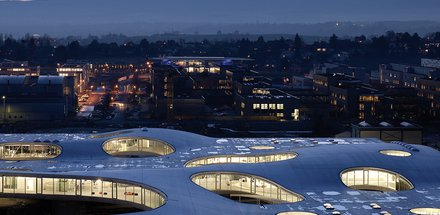 Rolex Learning Center F