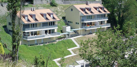 Construction 2 x 2 villas mitoyennes