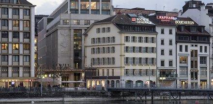UBS Rhône Genève