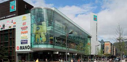 Centre commercial St-Antoine