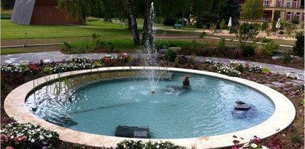 Jets et fontaines