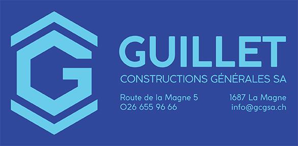 Guillet Constructions Générales SA