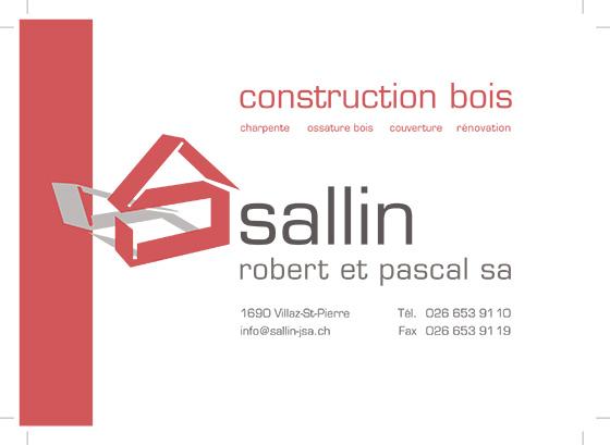 Robert et Pascal Sallin SA