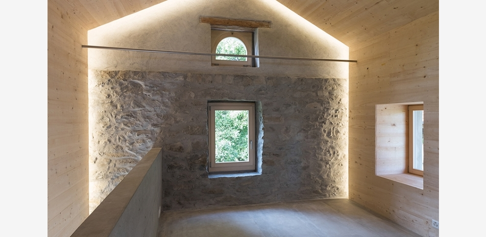 Boschetti architectes Patrick et Fonso Boschetti