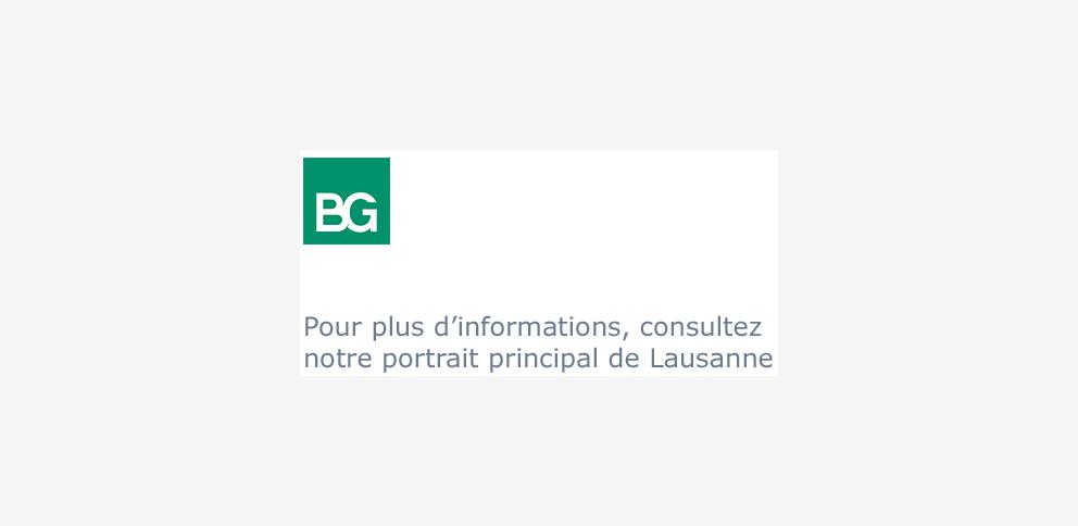 BG Ingénieurs Conseils SA • Neuchâtel