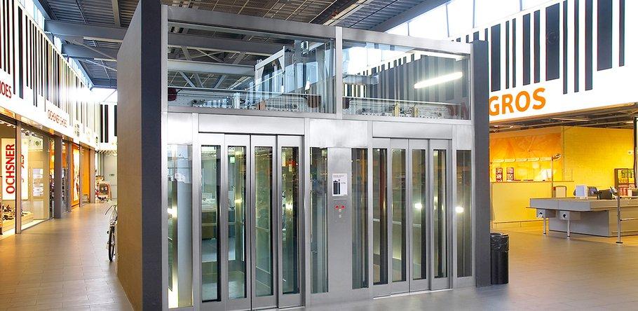 Ascenseurs Menétrey SA