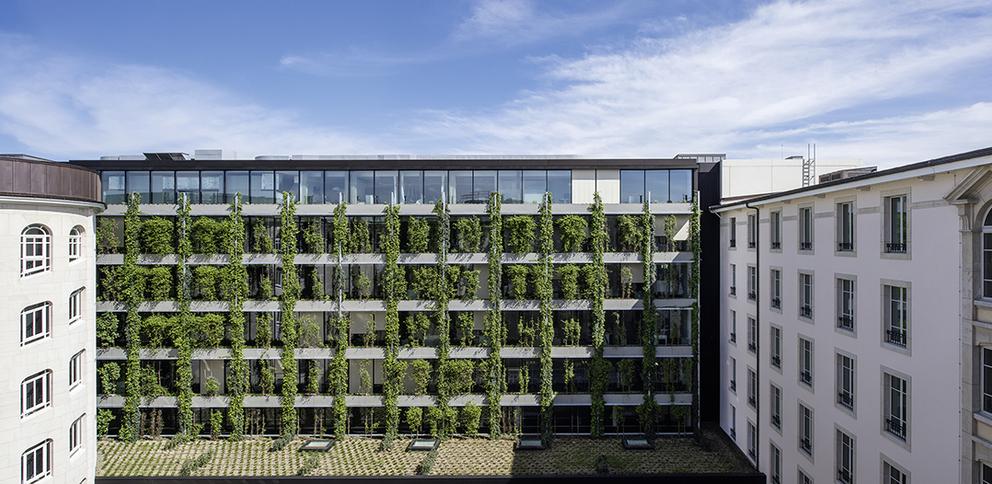 Marti Construction SA Entreprise générale - Genève