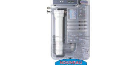 Traitement de l'eau - Centrale multifonctions