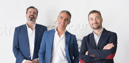 Yves Voirol, Claudio Moscaritolo, David Perzoff