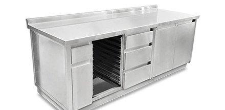 INOX - plans de travail, meubles et armoires en inox