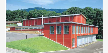 Complexe Communal et Salle Polyvalente