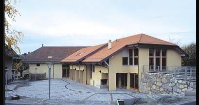 Grande Salle de St-Légier - La Chiésaz