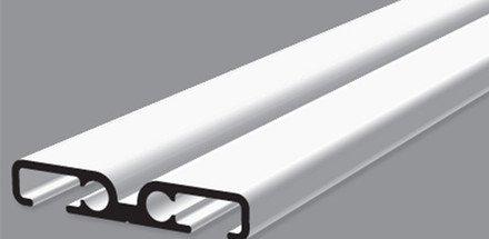 système de rails pour tirage à cordon