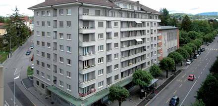 Boulevard de Pérolles 46