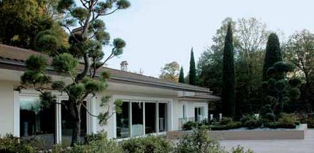 Transformation d'une villa