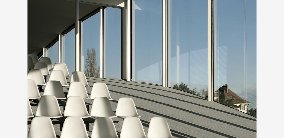 Rolex Learning Center D Architectes Ch