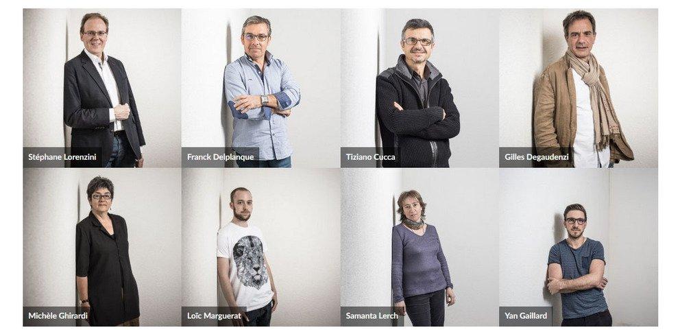 2dlc Architectes partenaires SA Degaudenzi Delplanque Lorenzini Cucca
