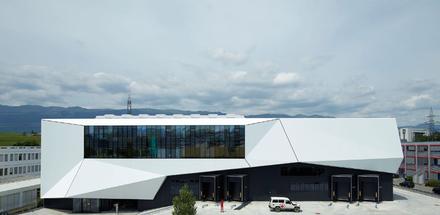 Halle Logistique du CICR