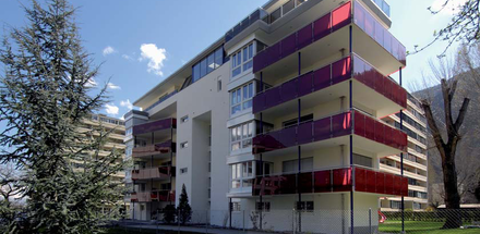 Immeuble résidentiel Le Barcelona