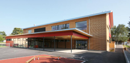Centre scolaire intercommunal et UAPE