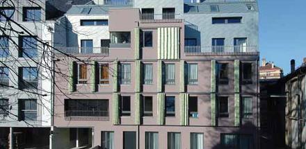 Fiche T&A n° 2C-15 /Immeubles de logements en PPE - Morges
