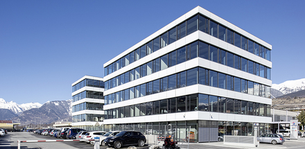 Swisscom Business Parc