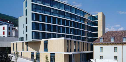 Hôpital Pourtalès