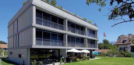 Pavillon Pontverre