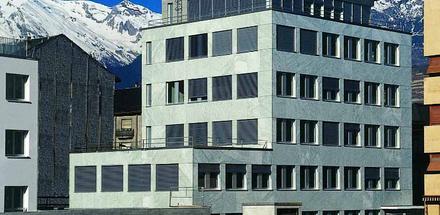 Les Mayennets Immeuble Administratif