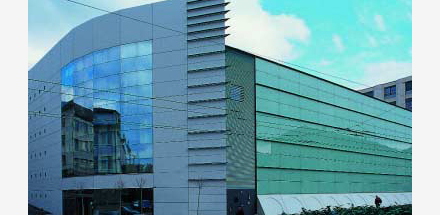 Bâtiment CSEM / FAB-MS