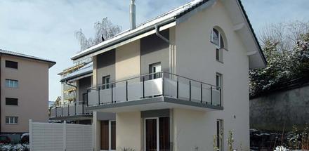 Huit Villas Jumelles et une Villa, de 2 Logements - Chemin de Ro