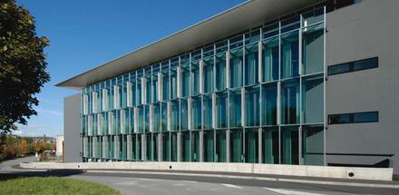 EPFL Bâtiment des communications